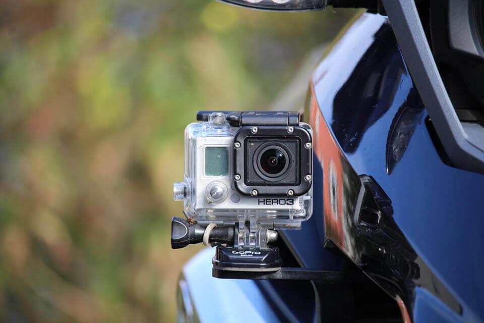 Fahrschule Jeray - Fahrtanalyse mit GoPro