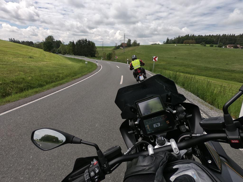 Klassenspezifischer Zweirad-Unterricht